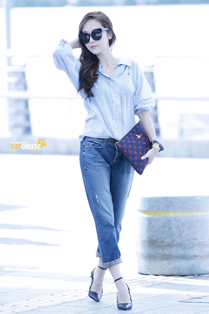 Currently Crushing Style Icon Jessica Jung Clothes To