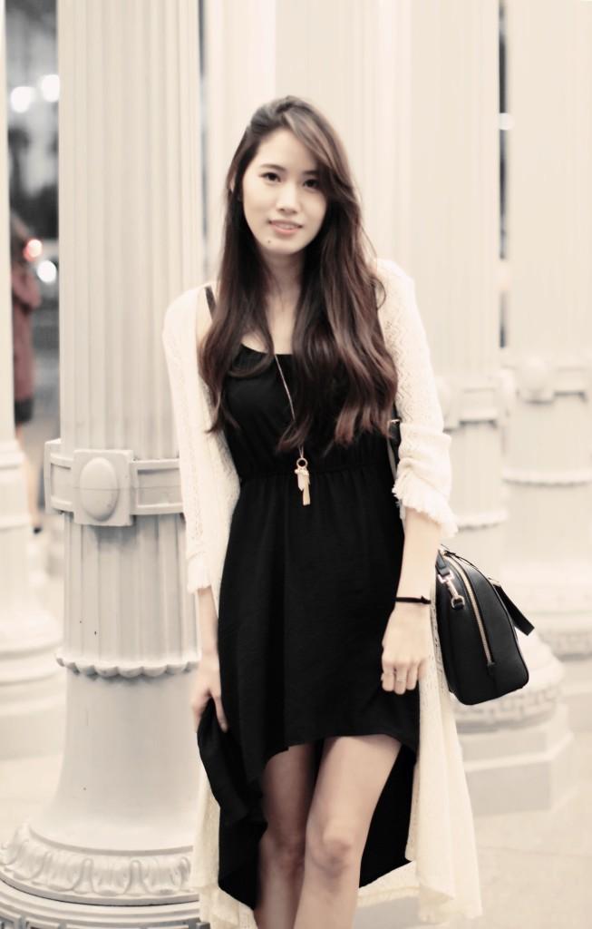 9124-LACMA-Urban-Lights-High-Low-Black-Dress