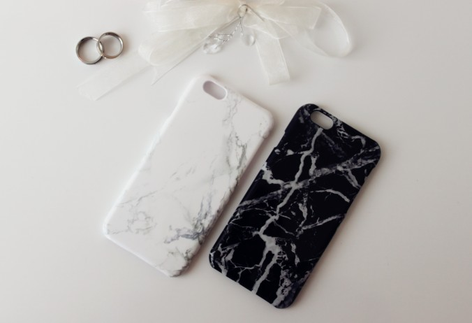 iPhone Marble Phone Cases