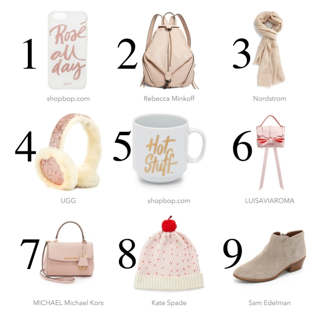Valentine's Day Gift Guide - For Her